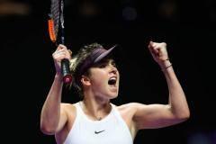 Свитолина победила Плишкову на Итоговом турнире WTA