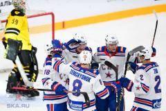 Кудашов вышел из пике. СКА в Череповце прервал серию поражений