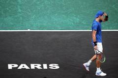 Карен больше не «Мастер». Хачанов проиграл в Париже и покинет топ-10