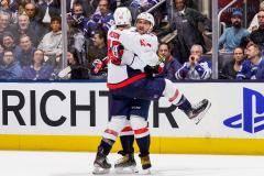 Овечкин показал Мэттьюзу и Бэбкоку, кто в НХЛ король