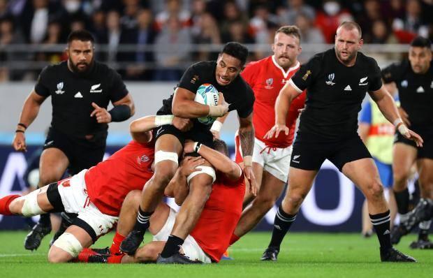 Новая Зеландия завоевала бронзу Кубка мира по регби
