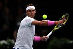 Надаль вернулся на первое место в рейтинге ATP
