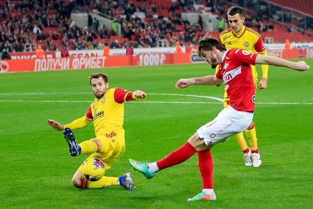 «Спартак» проиграл «Арсеналу», потерпев первое поражение при Тедеско