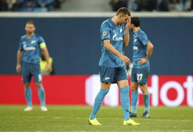 Алексей Игонин: «Зенит» в РПЛ и Лиге чемпионов – две разные команды