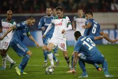 Алексей Миранчук: Мы не дотерпели буквально минуту, это самое неприятное, что может быть в футболе