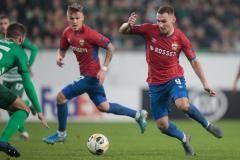 ЦСКА набрал первое очко в еврокубках. Но шансы на плей-офф – лишь математические