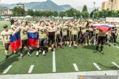 «Московские спартанцы» сразятся с лучшими командами Европы