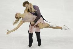 На льду побеждает… близнец Кокорина. Кацалапов и Синицина выиграли этап Гран-при