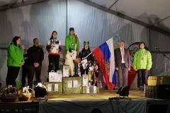 Сахалинка Екатерина Авдонина стала бронзовым призером ЧЕ по ездовому спорту