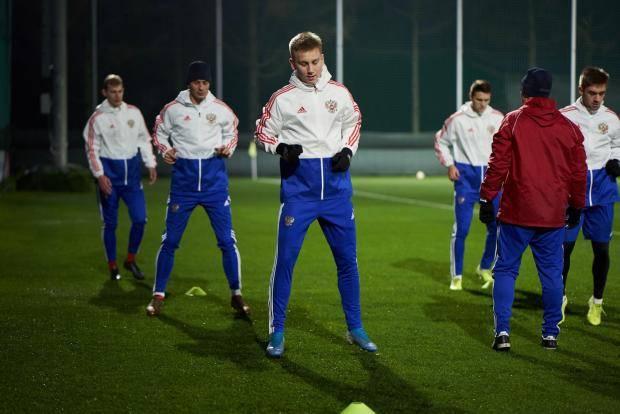 Наиль Умяров: Рад, что сейчас получаю в «Спартаке» больше игрового времени, чем раньше
