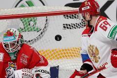 Обнулились. Сборная России всухую проиграла чехам на Кубке Карьяла