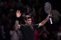 Федерер победил Берреттини на Итоговом турнире ATP