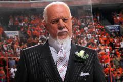 Хоккейная Канада в огне – легендарный Дон Черри уволен с телевидения