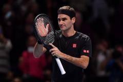 Роджер – в гонке. Федерер добился первой победы на Итоговом чемпионате