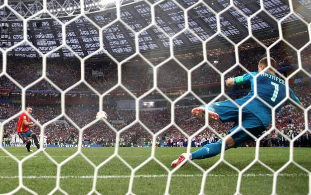Вячеслав Чанов: Никто не заставит Акинфеева вернуться в сборную