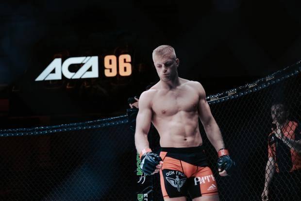 Немчинов проведет бой против Штруса на турнире ACA 102 в Варшаве