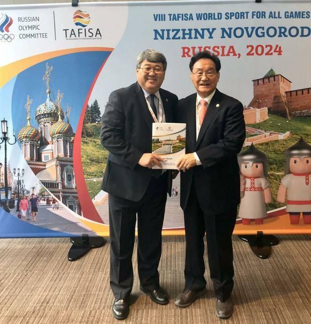 VIII Всемирные игры ТАФИСА пройдут в Нижнем Новгороде!