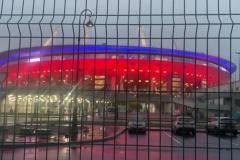 Питер готов! В Санкт-Петербурге вот-вот начнется главный матч осени (видео)