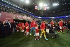 1:4 в АЗАРный день. Россия проиграла Бельгии в главном матче осени