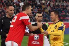Сергей Кирьяков: Дзюба где-то рядом с Азаром и Лукаку