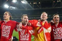 Слишком зависимы от Эриксена. На Евро-2020 Россия сыграет со сборной Дании
