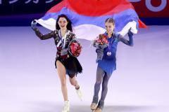 ТВ-рейтинги: Трусова с Медведевой проиграли и Загитовой, и футболу