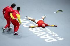 Победа Надаля над Шаповаловым принесла Испании Кубок Дэвиса