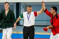 В Казани прошел чемпионат Татарстана по борьбе корэш