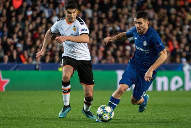 «Челси» в концовке матча упустил победу над «Валенсией»