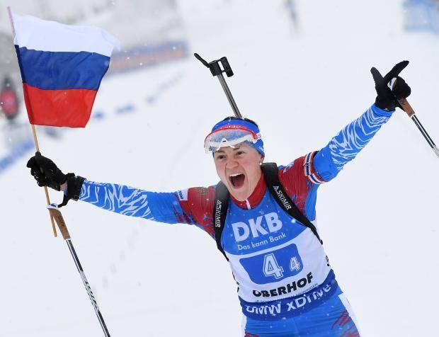 Владимир Драчев: Наши биатлонисты будут выступать под российским флагом