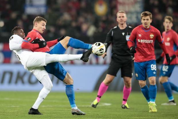 Не добре дошли… ЦСКА не смог обыграть «Лудогорец» и распрощался с надеждами на плей-офф ЛЕ