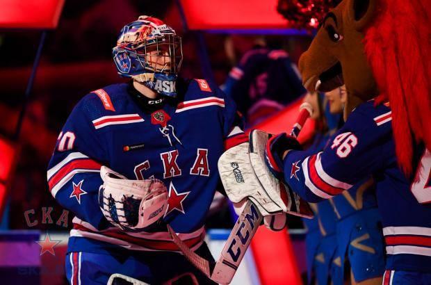 А вдруг Аскарова выберут под первым номером… Рассказываем о 17-летнем вратаре СКА
