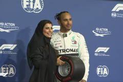 Хэмилтон выиграл квалификацию Гран-при Абу-Даби, Квят – 14-й