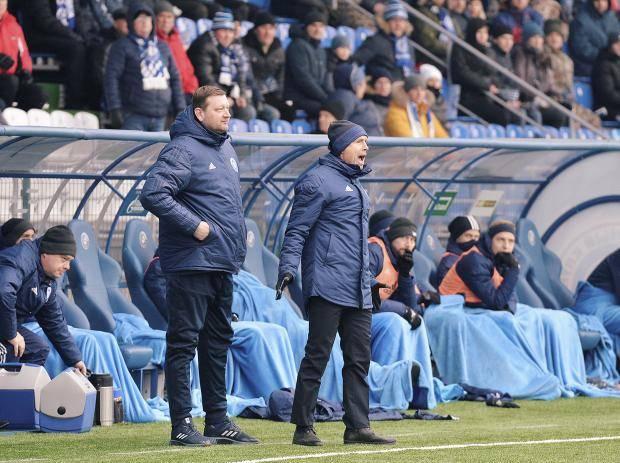 Владимир Федотов: В матче с «Сочи» был риск подхватить ангину