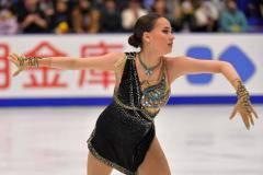 Алина Загитова: Сегодня прямо адреналин
