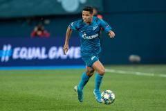 Дуглас Сантос: Цель «Зенита» – финал Лиги чемпионов