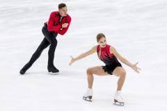 Анастасия Мишина и Александр Галлямов: Когда что-то не получается, просто дуемся друг на друга