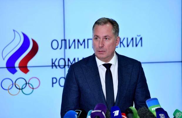 Станислав Поздняков: Сделаем все, чтобы наши спортсмены выступали в Токио под флагом России