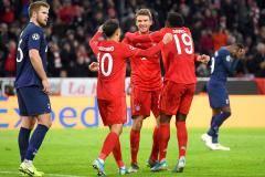 «Бавария» – впереди Европы всей. И даже «Спартака»