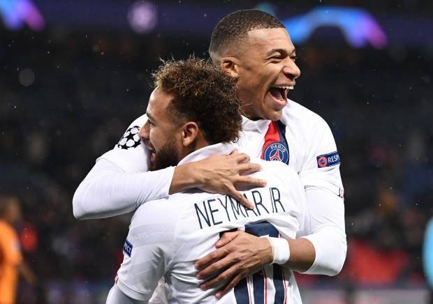 «ПСЖ» разгромил «Галатасарай», «Реал» одолел «Брюгге»