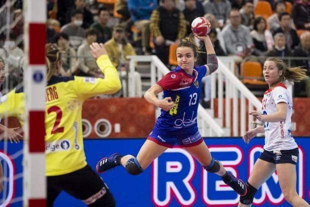 Россиянка Вяхирева включена в символическую сборную чемпионата мира