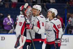 «Вашингтон» уходит в отрыв. Обзор матчей НХЛ