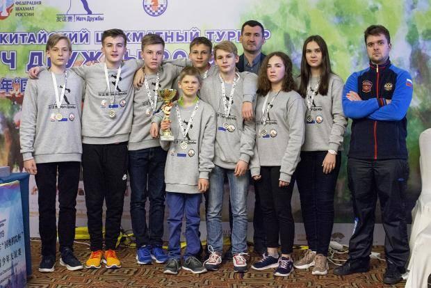 Традиционный «Матч Дружбы» в Цзинане завершился победой российской команды