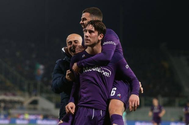 «Интер» сыграл вничью с «Фиорентиной» и остался на 2-й позиции в серии А