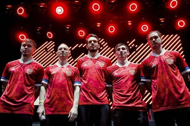 Александр Дюков: После Евро-2020 сборная России получит оригинальную форму