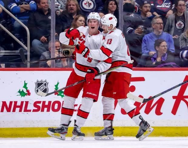 НХЛ: Свечникову нужно запатентовать этот трюк