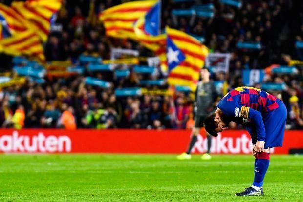«Барселона» и «Реал» не смогли выявить победителя, выдав первую нулевую ничью за последние 17 лет