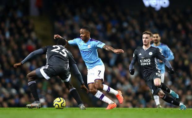 «Манчестер Сити» одержал волевую победу над «Лестером»