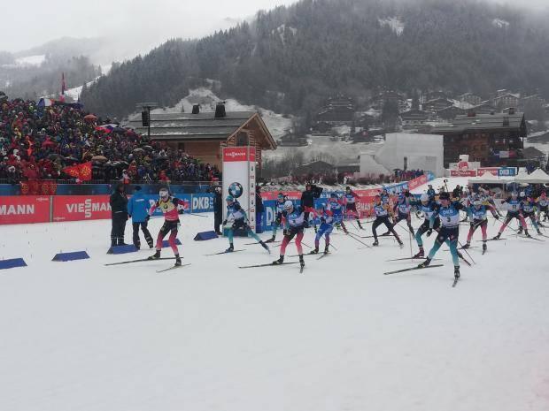 Все ли дело в лыжах? Россияне провалили этап в Анси
