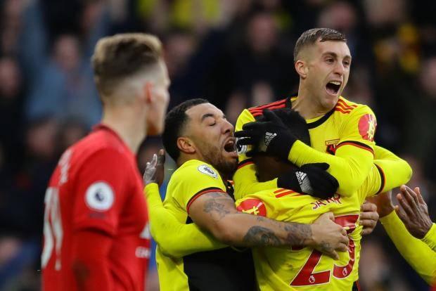 «Уотфорд» обыграл «Манчестер Юнайтед», одержав вторую победу в сезоне